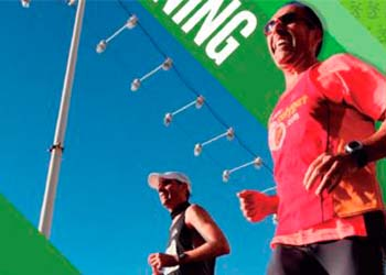 Folleto Running Benidorm